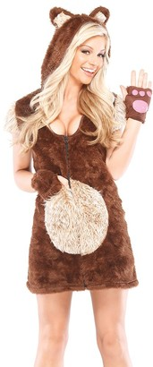 Coquette Women's Teddy Bear Girl