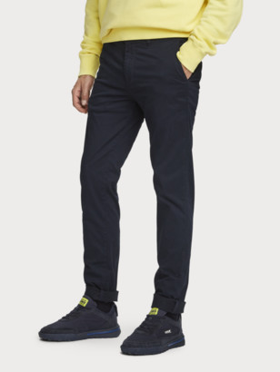 Scotch & Soda Mott - Pima Cotton Chinos Super slim fit | Men