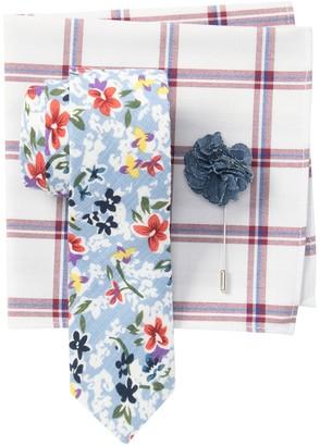 Original Penguin Ancel Floral Tie 3-Piece Set