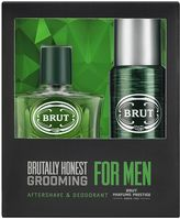 Brut After Shave and Deodorant Gift Set