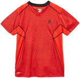 Fila Red Reptile Athletic Tee - Boys