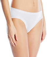 Yummie by Heather Thomson Women's Christine Micro Modal Comfort Lace Hi-Cut Brief