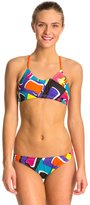 Arena Espresso Female Two Piece Swimsuit 8124942