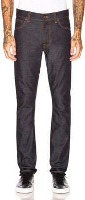 Nudie Jeans Lean Dean in Dry 16 Dips | FWRD