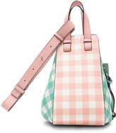 Loewe Gingham Small Hammock Bag