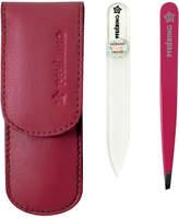 Pfeilring Nappa Leather Manicure Set - Pink by 2pcs Manicure Set)