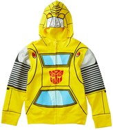 Freeze Transformers Bumblebee Costume Hoodie (Little Boys)