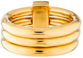 Eddie Borgo Three Bangle Bracelet
