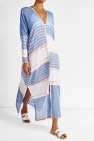 Lemlem Colorblock Cotton Maxidress