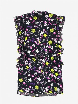 Liu Jo Dress With All Over Prints