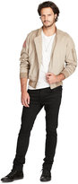 Ralph Lauren Cotton Chino Bomber Jacket