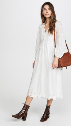 The Great The Lace Prim Dress
