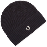Fred Perry Men's Pique Wool Beanie