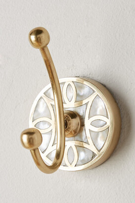 Anthropologie Launis Towel Hook By in Brown Size XS