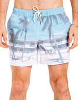 Original Paperbacks Waikiki Beach Swim Trunks