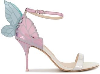 Sophia Webster 80mm Butterfly Sandals