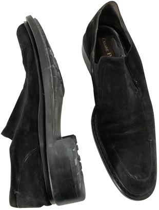 Cesare Paciotti Black Patent leather Flats