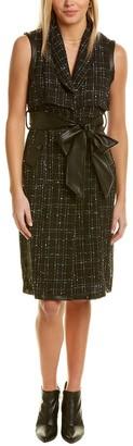 Gracia Tweed Vest