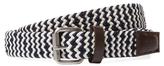 Ben Sherman Two-Tone Braided Belt