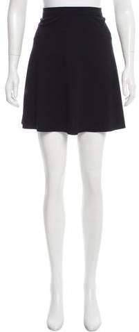 Tome A-Line Mini Skirt