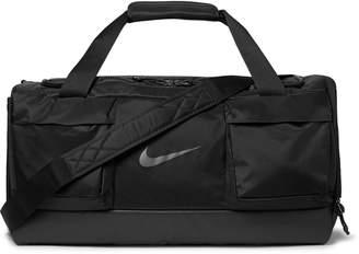 Nike Training Vapor Power Shell-Trimmed Nylon-Blend Canvas Holdall
