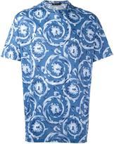 Versace Watercolour Baroque T-shirt
