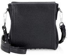 Alexander Wang Mini Darcy Leather Crossbody Bag