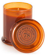 Archipelago Botanicals Wood Collection Amber Cedar Wood Jar Candle 244g