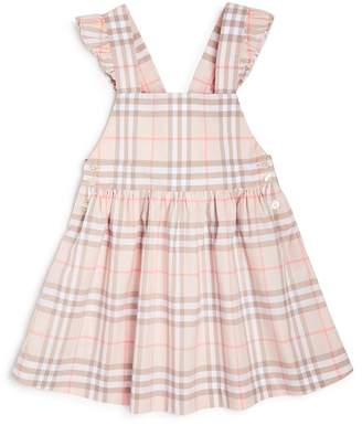 Burberry Girls' Ruffle Vintage Check Dress - Little Kid, Big Kid