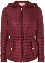 Michael Kors Military packable puffer