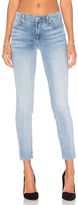 7 For All Mankind The Distressed Ankle Skinny