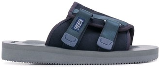 Suicoke Double Strap Slides