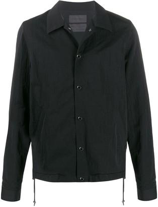Fumito Ganryu Shell Shirt Jacket