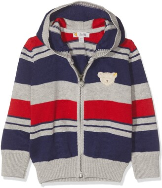 Steiff Baby Boys' Strickjacke Cardigan