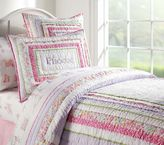 Pottery Barn Kids Phoebe Quilted Bedding