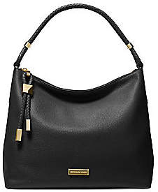 5f1fba727f3b Michael Kors Women s Large Lexington Pebbled Leather Hobo Bag