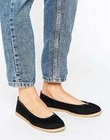 Aldo Flat Contrast Shoes