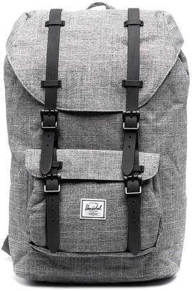 Herschel Little America medium buckled backpack