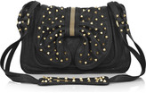 Edie bow-embellished leather bag