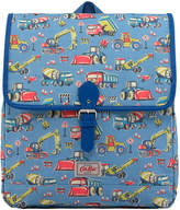 Cath Kidston Construction Site Kids Boxy Backpack