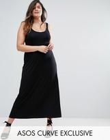 Asos Easy Tank Maxi Dress