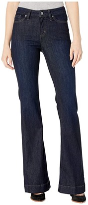 Silver Jeans Co. High Note Trousers Jeans L64909SSX469 (Indigo) Women's Jeans