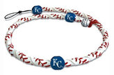 Game Wear Kansas City Royals Frozen Rope Necklace
