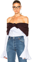 Jacquemus Knotted Top