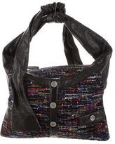 Chanel 2015 Small Tweed Girl Bag