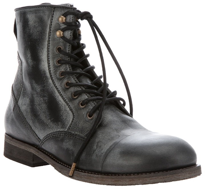 Ksubi Leather Boots