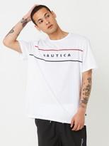Nautica Front Panel T-Shirt