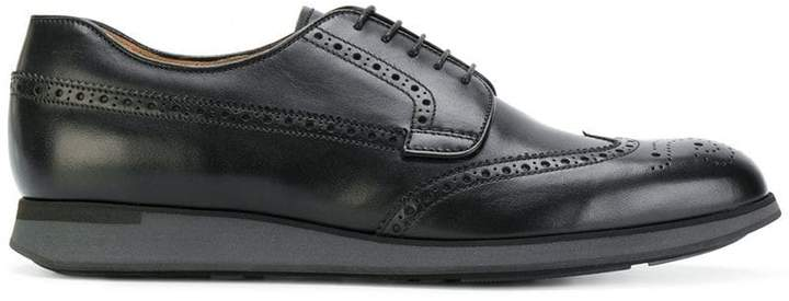 Church's wedge sole Derby shoes
