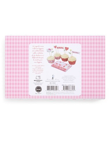 Hello Kitty Meri Meri 'Hello Kitty®' Cupcake Decorating Kit (24-Pack)
