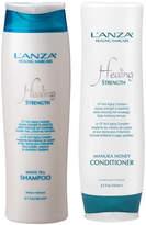 L'anza Healing Strength Anti Ageing Duo
